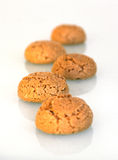Amaretti Royalty Free Stock Photo