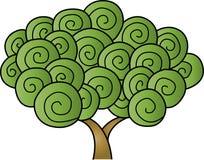 albero perfetto Fotografia Stock