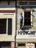 Albero storico di Hangmans, Placerville, California Immagini Stock Libere da Diritti