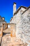 alberobello Ιταλία Πούλια Στοκ Εικόνες