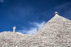 Alberobello Италия Стоковые Фотографии RF
