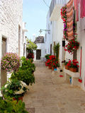 Alberobello Stock Photo