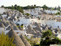 Alberobello Fotos de Stock Royalty Free
