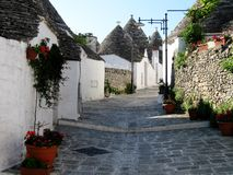 Alberobello 2 Royalty Free Stock Photography