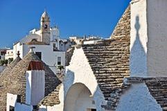 Alberobello 免版税库存图片
