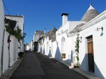 Alberobello 4 Fotos de Stock Royalty Free