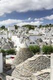 Alberobello Стоковое фото RF