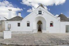 Alberobello Zdjęcia Stock