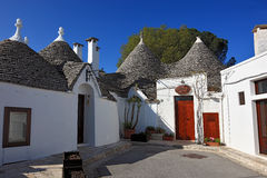 Free Alberobello Royalty Free Stock Images - 57996859
