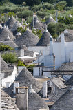 Alberobello (Apulia, Italy): The city of trulli Stock Photo