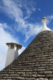 Alberobello details of trulli houses Stock Photography