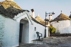 Alberobello Stock Photography