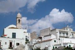 Alberobello, Italy stock image