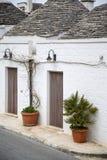 Alberobello, Italy Stock Photo