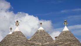 Alberobello, Italy Stock Photos