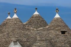 Alberobello, Italy Royalty Free Stock Images