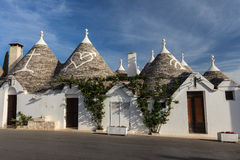 Alberobello, Italy Stock Photos