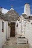 Alberobello, Italy Royalty Free Stock Photos