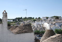 Alberobello, Puglia Royalty Free Stock Image