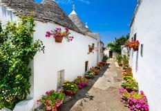 Free Alberobello, Puglia, Italy Stock Image - 58554861