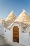 Alberobello (Puglia, Italy) Stock Photography