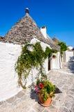 Alberobello, Puglia, Italy Stock Photos