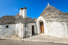 Alberobello, Puglia, Italy Royalty Free Stock Photography
