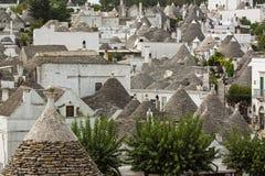 Alberobello - puglia, italy Stock Photos