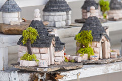 Alberobello souvenirs. Stock Photography