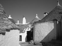 Alberobello Trulli Images stock