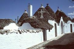 Alberobello, trulli Royalty Free Stock Images