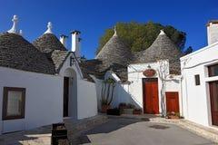 Alberobello Royalty Free Stock Images