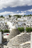 Alberobello Royalty Free Stock Photo