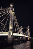 Albert Bridge Stockfotografie