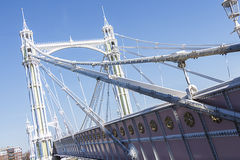 Albert Bridge Abstract Photos stock
