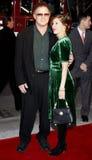 Albert Brooks und Frau Kimberly Stockfotos