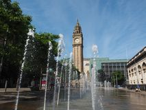 Albert Clock in Belfast Lizenzfreies Stockbild