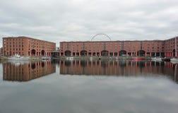 Albert Dock Stock Afbeelding