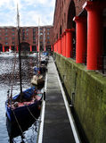 Albert Dock Royalty Free Stock Photos