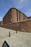 Albert Dock. The Albert Dock in Liverpool, UK Stock Images