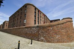 Albert Dock Stock Afbeeldingen