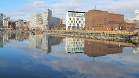 Albert Dock Liverpool Image stock