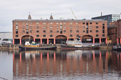 Albert dock Liverpool Stock Image