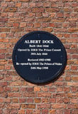 Albert Dock in Liverpool Stock Images