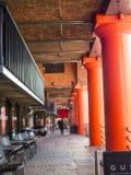 The Albert Dock in Liverpool Merseyside England Stock Photos