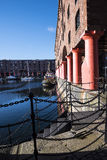 Albert Dock in Liverpool Merseyside England Royalty Free Stock Photography