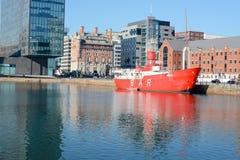 Albert Dock, Liverpool Royalty Free Stock Photos