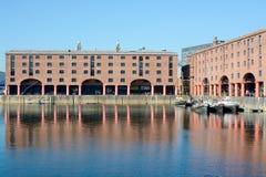 Albert Dock, Liverpool Stock Photography