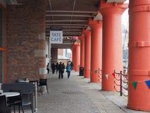 Albert Dock in Liverpool Royalty Free Stock Photos
