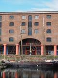 Albert Dock in Liverpool Royalty Free Stock Images